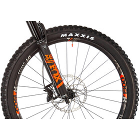 Mondraker Crusher R+ E-MTB Full Suspension orange/black